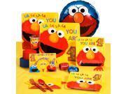 Elmo'&#59;s 1st - Standard Pack - Paper, Plastic, Foil, Latex, Wax