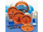 Orlando Magic Standard Party Pack - Paper, Plastic-hdpe, And Latex