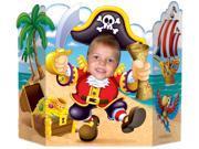 Pirate Photo Prop - paper