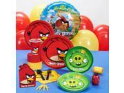 Angry Birds Standard Party Pack - Paper, Plastic, Foil, Latex, Wax