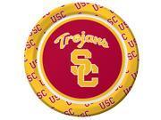 USC Trojans - Dessert Plates - paper