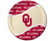 Oklahoma Sooners - Dinner Plates - paper