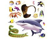 Marine Life Props Add-On - Plastic