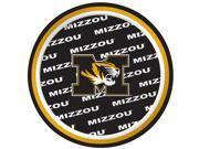 Missouri Tigers - Dessert Plates - paper