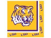 Louisiana State Tigers - Lunch Napkins - paper