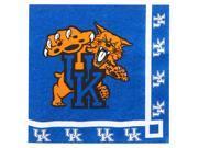 Kentucky Wildcats - Beverage Napkins - paper