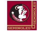 Florida State Seminoles - Beverage Napkins - paper