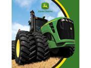 John Deere Tractor - Beverage Napkins - Paper