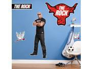 The Rock WWE Giant Wall Decals - vinyl