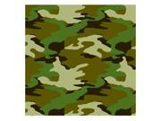 Camouflage Gift Wrap - Paper