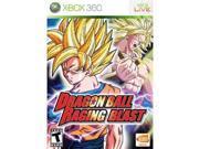 Dragon Ball: Raging Blast Xbox 360 Game