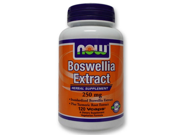 Boswellin w/ Curcumin Extract - Now Foods - 120 - Capsule