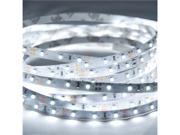 ABI High Brightness White LED Light Strip, SMD 5050, 5M Role 60LED/M, Indoor Use with AC Adapter