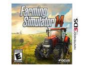 Farming Simulator 14 Nintendo 3DS Video Game