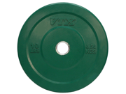 VTX 10lb Solid Rubber Colored Bumper/Training Plate