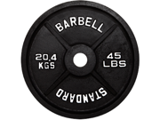 USA Sports Black Olympic 25lb Plate
