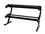 VTX Deluxe 2-Tier Dumbbell Rack