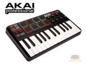 Akai MPKmini MPK Mini 25-Key USB MIDI Keyboard Controller