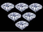 16 - 17.5 Pointer melee diamond parcel 1 carat F/G VS round cut melee diamond
