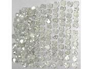1 - 1.25 Pointer star melee diamond parcel 1 carat G/H I2 round cut diamond