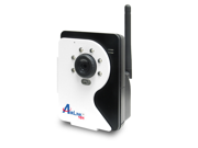 Airlink 101 SkyIPCam500 Night Vision Network IP Camera, Model AICN500, Wired