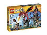 Lego Dragon Mountain Castle 70403