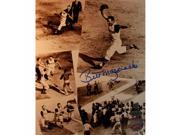Bill Mazeroski Signed Collage Vertical 8x10 Photo (Tri Star Holo Only)
