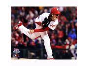 Cole Hamels 2008 WS Game 2 Pitching 16x20 Photo uns.