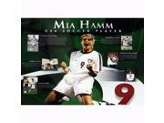 Mia Hamm Timeline 16x20 Photo uns
