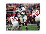 Brandon Jacobs Super Bowl XLII 4th Down Run 16x20 Photo uns