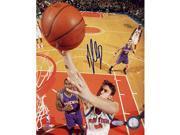 Danilo Gallinari Knicks Overhead Cam Layup vs Suns Vertical 16X20 Photo