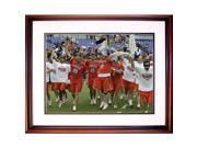 Syracuse Lacrosse 2004 National Championship Framed Unsigned 16x20 Photo