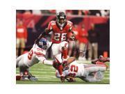 Warrick Dunn Run vs Giants 8x10 Photo