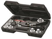 Mastercool 71600 - Tube Expanding Tool Kit (7 Head Kit)