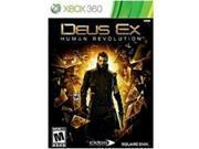 Square Enix 662248910185 Deus Ex: Human Revolution for Xbox 360