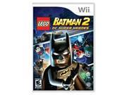 Warnerbros 883929243372 Lego Batman 2: DC Super Heroes for Nintendo Wii