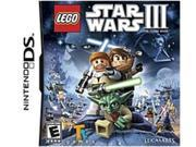 LucasArts 023272342616 LEGO Star Wars III: The Clone Wars for Nintendo DS