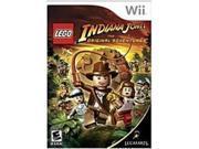 LucasArts 023272333638 Lego Indiana Jones: The Original Adventures for Nintendo Wii