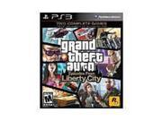 Rockstar Games 710425377808 Grand Theft Auto: Episodes from Liberty for PlayStation 3