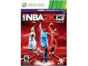 Take 2 Interactive 710425491887 49188 NBA 2K13 for X360 Game