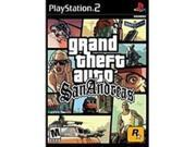 Rockstar Games 710425278884 Grand Theft Auto: San Andreas for Playstation 2