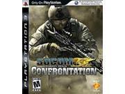 Sony 711719818328 Socom U.S. Navy Seals: Confrontation for Playstation 3