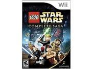 LucasArts 023272330637 Lego Star Wars: The Complete Saga for Nintendo Wii