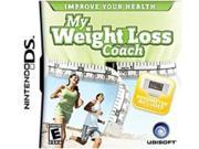 Ubisoft 886162354058 My Weight Loss Coach - Game Only for Nintendo DS