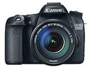 Canon EOS 8469B016 70D 20.2 Megapixels Digital SLR Camera - 7.5x Optical Zoom - 3-inch LCD Display - Black
