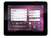 Ematic eGlide Pro X EXP8B Tablet PC - 1.2 GHz Processor - 1 GB RAM - 8 GB Storage - 9.7-inch Display - Android 4.0 Ice Cream Sandwich - Black