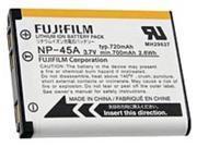 Fujifilm 16074132 NP-45A Lithium-ion Camera Battery for FinePix J10, J100 Camera - 3.7 V