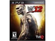 THQ 752919993354 WWE 12 for PlayStation 3