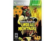 Rockstar Games 710425399329 Red Dead Redemption: Undead Nightmare for Xbox 360