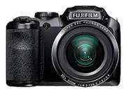Refurbished: FujiFilm FinePix S4830 16.0 Megapixels Digital Camera - 30x Optical Zoom/7.2x Digital Zoom - ...